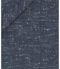 giacca da uomo su misura, lanificio subalpino, puro cotone blu, primavera estate | lanieri