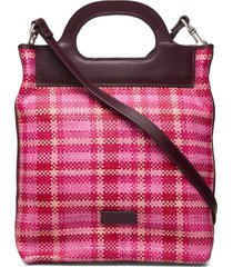 kinobi mini bags top handle bags roze cala jade