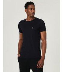 camiseta dry preto - gg