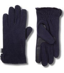 isotoner signature women's smartdri stretch fleece gloves