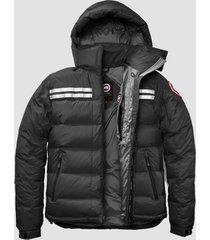 canada goose men's summit jacket - black - xl