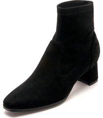 botas negras de mujer - soho - frankie