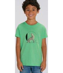 t-shirt chłopięcy coyote