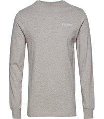 casual long sleeve tee t-shirts long-sleeved grå han kjøbenhavn