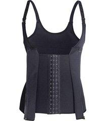 cinta corselet diluxo modeladora - tricae
