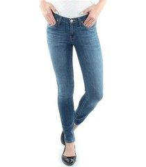 skinny jeans lee scarlett blue l526svix