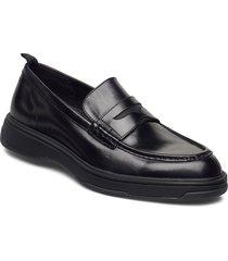 pegasus loafers låga skor svart calvin klein