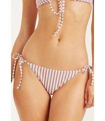 bikini calzon hey now hawaii lo rosado billabong