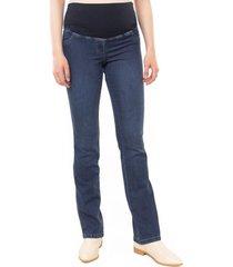 jeans rafa liso azul innata