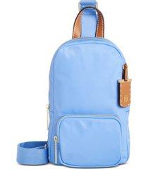tommy hilfiger julia sling nylon backpack