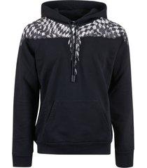 marcelo burlon cross pdp wings regular hoodie