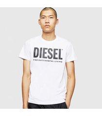 camiseta para hombre t-diego-logo diesel