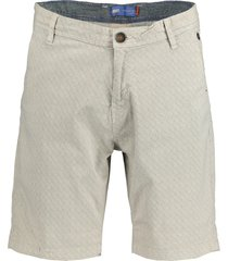 dnr short - modern fit - beige