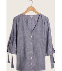 blusa con recogido-14
