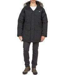 parka jas the north face mcmurdo