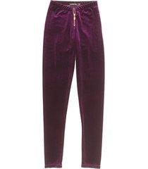 leggings violeta mapamondo