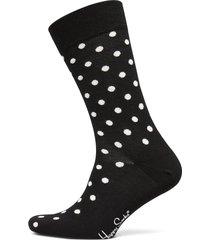 dot sock underwear socks regular socks svart happy socks