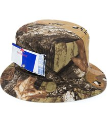 duoltd duo camouflage hat - brown