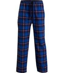bjorn borg pyjamabroek flanel blauw