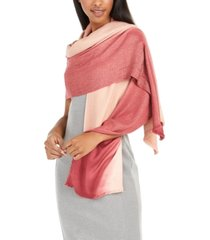 inc ombre-shine pashmina, created for macy's