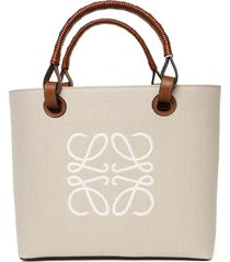 small anagram tote bag,