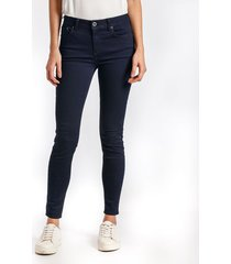 jean cosmo jegging deep blue