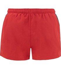 hugo boss zwembroek swim short bright red-xl