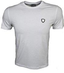 armani ea7 t-shirt wit 8nptl7pj20z