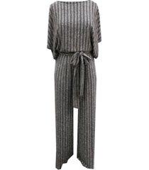 jessica howard dolman-sleeve jumpsuit