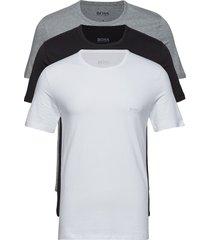 t-shirt rn 3p co t-shirts short-sleeved multi/mönstrad boss