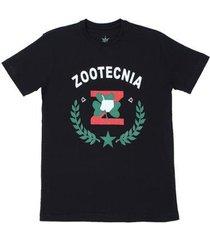 camiseta top bulls zootecnia masculina