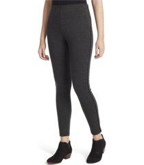 jessica simpson alex back zip leggings