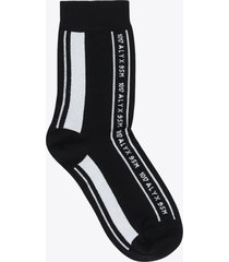 1017 alyx 9sm horizontal stripe logo socks