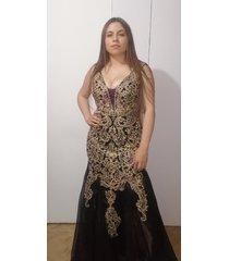 vestido de gala+ fiesta +15 años + vestido de noche