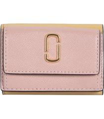 marc jacobs mini trifold wallet