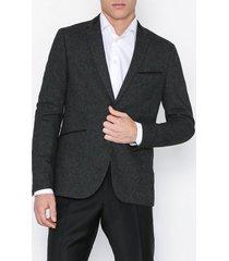 selected homme slhslim-ray blazer b kavajer & kostymer grå