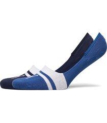 puma heritage footie 2p unisex ankelstrumpor korta strumpor blå puma