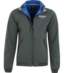 new zealand mangramaire jas groen