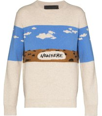 gaynor nowhere universe sweater