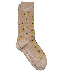 jos. a. bank pineapple party dress socks, 1-pair