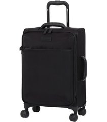 """it luggage 22"""" lustrous carry-on bag"""