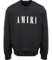 amiri core logo sweatshirt