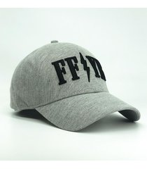 gorra gris fight for your right yorke
