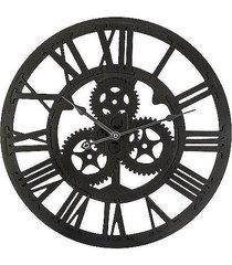 zegar drewniany tryby
