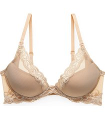 natori intimates feathers maternity bra, women's, cotton, size 32c