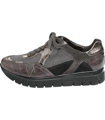 skor semler mörkgrå