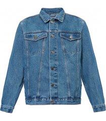 kurtka dżinsowa niebieska