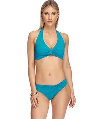 jets by jessika allen twist front bikini capri