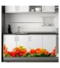 adesivo decorativo para armario legumes 1 - especial