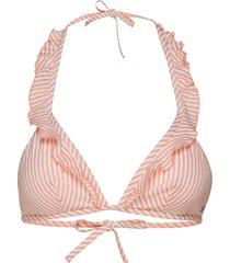triangle halter rp bikinitop rosa tommy hilfiger